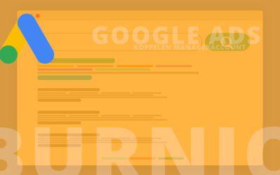Google Ads toegang verlenen