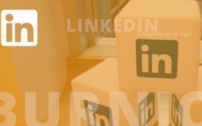 LinkedIn tips en etiquette