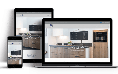 Nieuwe website Huisman Keukens & Sanitair